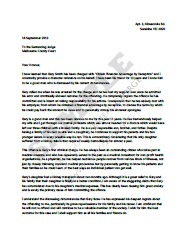 Character reference letter for court and templates sample character reference for court by a friend expocarfo Image collections