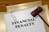 Financial Penalty
