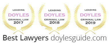 Doyles Best Lawyers 2017 2018 2019