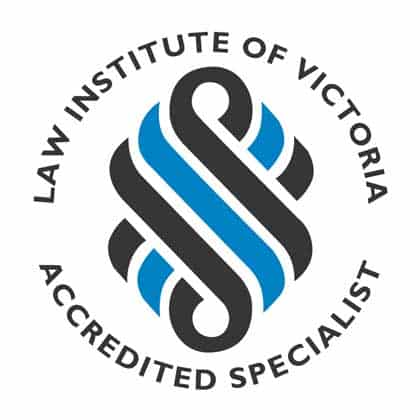 Law Institute of Victoria Accredited Criminal Law Specialist