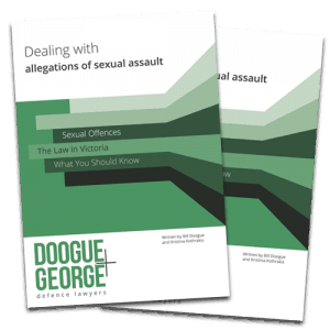 Download Doogue + George ebook Dealing with allegations of sexual assault