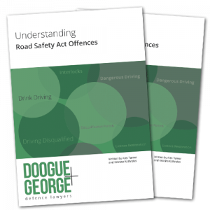Understanding Road Safety Act Offences Ebook